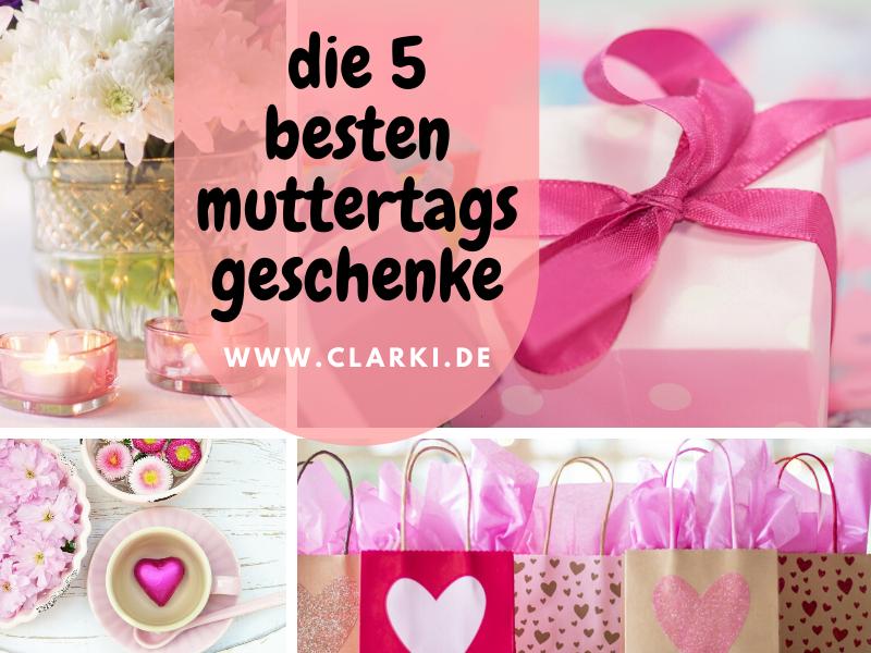 ♥ Die 5 besten Ideen zum Muttertag: Muttertagsgeschenke online bestellen