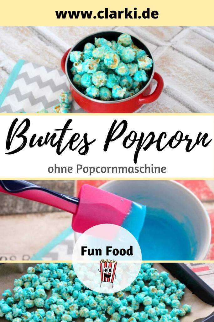 buntes popcorn selber machen