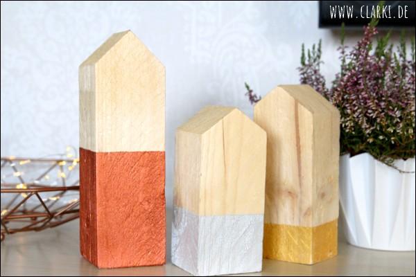 Holzhäuser bauen aus Kantholz