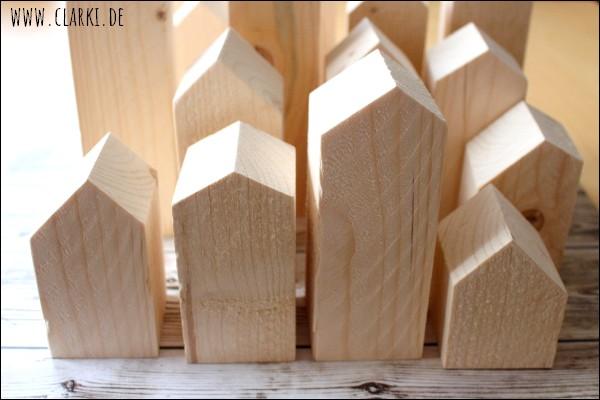 diy deko holzh user einfach selber machen clarki. Black Bedroom Furniture Sets. Home Design Ideas