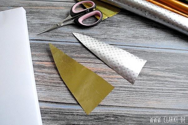 Diy geschenke verpacken tafel schokolade im einhorn for Tafel papier