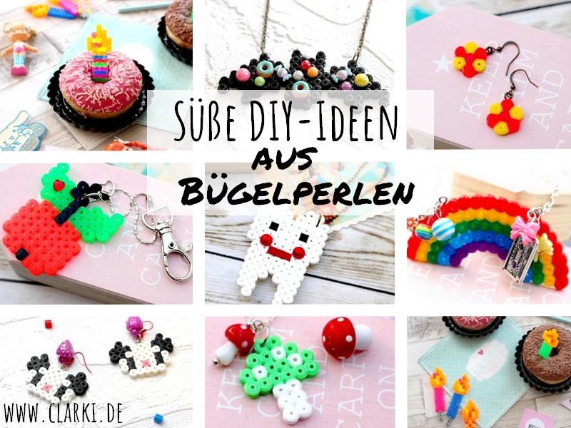 Süße DIY-Ideen aus Bügelperlen