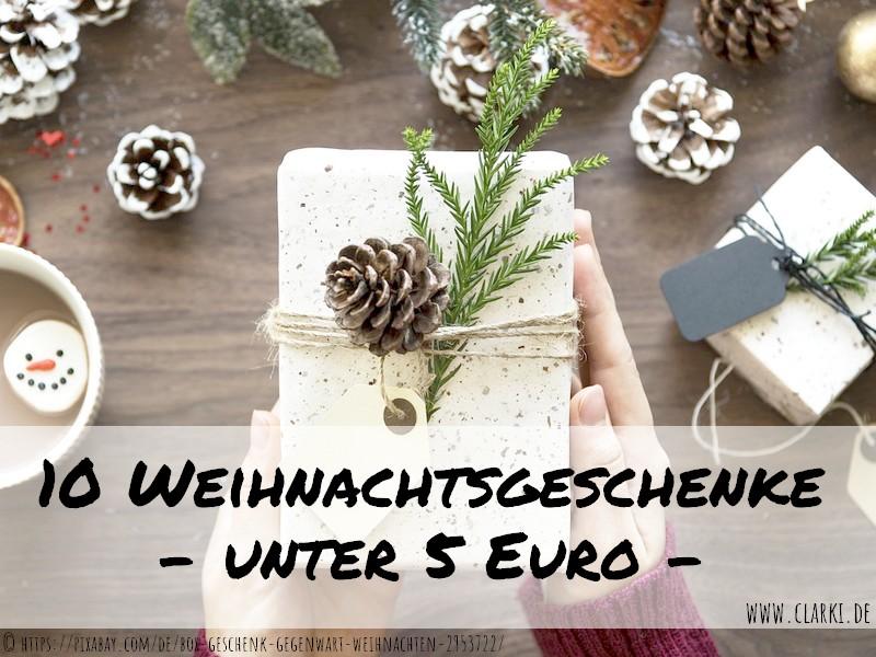Weihnachtsgeschenke Pinterest.10 Kleine Weihnachtsgeschenke Unter 5 Euro Enthält Werbung