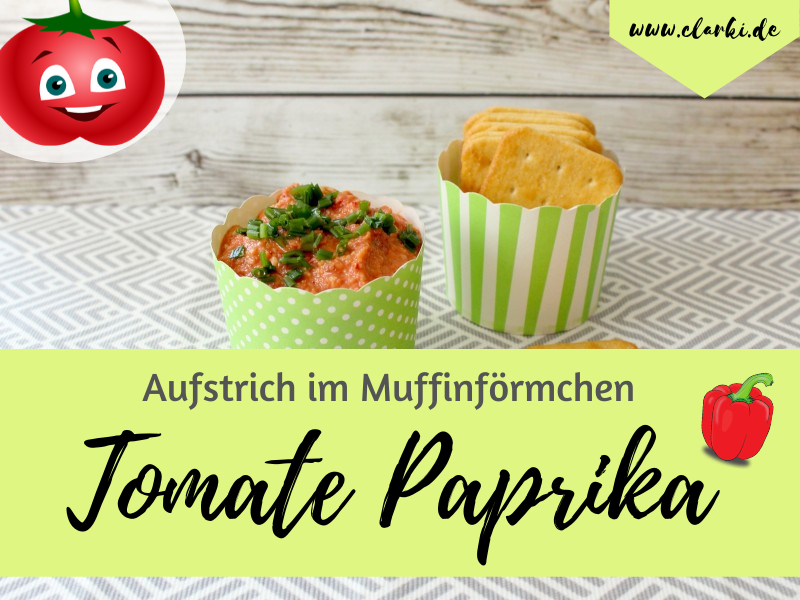 aufstrich tomate paprika