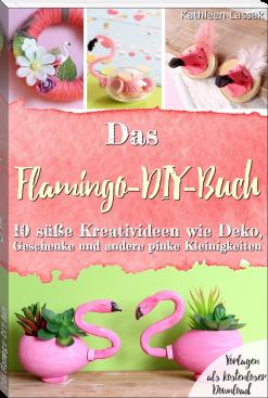 Bastelbuch Flamingo