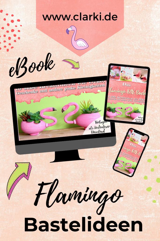 flamingo basteln