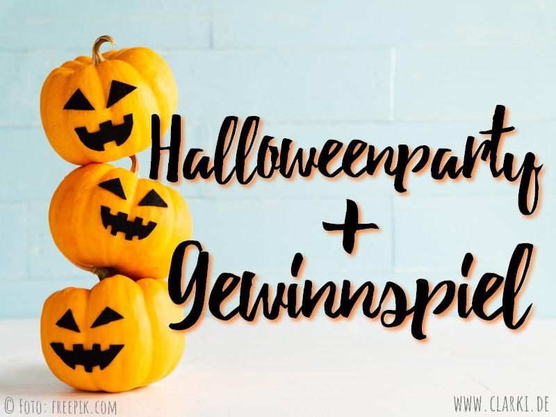 Einladung zur Halloweenparty am 31.10 + Gewinnspiel | Update: Das Gewinnspiel ist vorbei