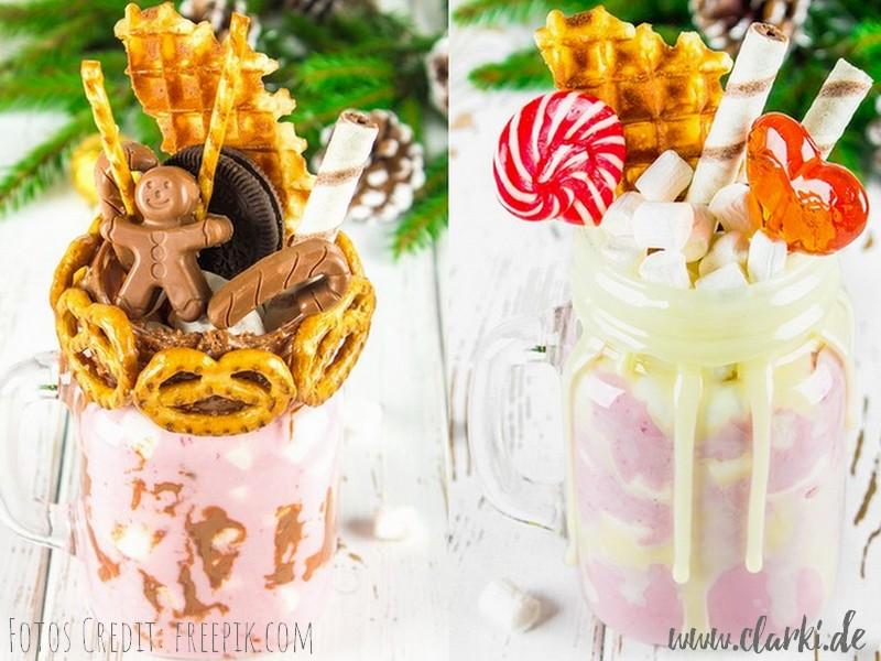 Freak Shake als leckerer Weihnachts-Drink – Fun Food